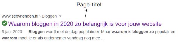 metadata page-titel